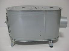 薪ストーブ タマゴ型(小)3号